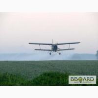 Авіахімічні роботи літаками Ан-2 та Бекас