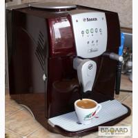 Компактная кофемашина (кофеварка) купить для дома офиса Saeco