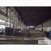 Продам часть завода металлоконструкций