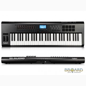 Миди клавиатура M-audio axiom 61 MKII продам в Харькове