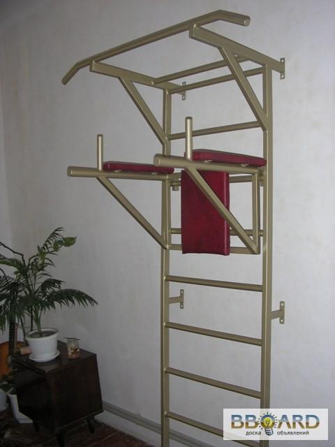 Как изготовить шведскую стенку своими руками