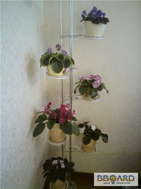 Стойки распорки для цветов своими руками