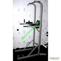 Комбинированный станок «Турник-Брусья-Пресс: 3 в 1» (Домашняя серия) (RK4201)