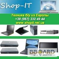 Компьютеры, ноутбуки, сервера, принтеры б/у из Европы. Опт.