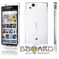 Sony Ericsson Arc S LT18i white