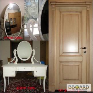 Антикварная мебель в Украине, купить старинную мебель Киев