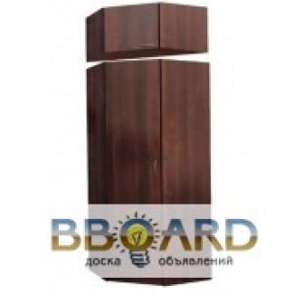 Шкаф угловой-03 + Антресоль РТВ