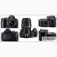 Nikon D40 + AF-S DX 18-55/3.5-5.6G ED II + Бат.блок Hahnel HN-D40