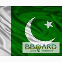 Доставка сборных грузов из Пакистана