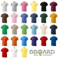 Футболки оптом, дешевые футболки белые футболки