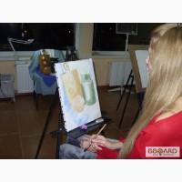Студия рисования для взрослых