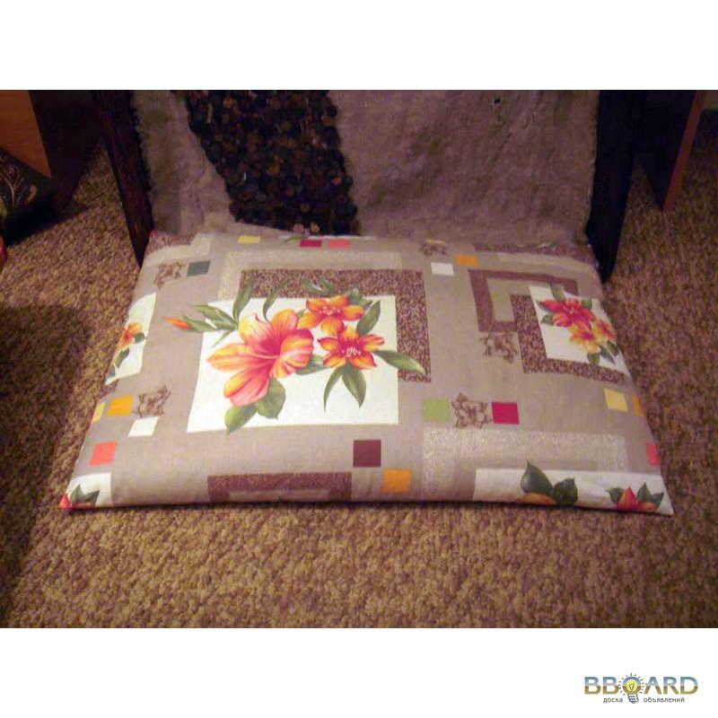 Как сделать гречневую подушку