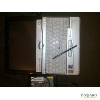 Ноутбук трансформер Fujitsu P1510D.сенсорный планшет и нетбук в 2в1