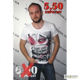 Мужские футболки 5.5 €