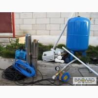 Буріння, ремонт, облаштування свердловини на воду