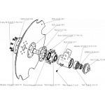 Плуг дисковый ПД-2.2, ПД-2.5 Велес-агро.