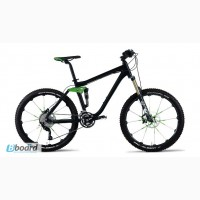 ������� ����������� BMW Mountainbike All Mountain Metallic Black/Green