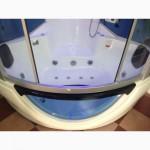 Гидромассажный бокс Golston GA-082 (с паром и г/м в ванне), 1500х1500х2230 мм