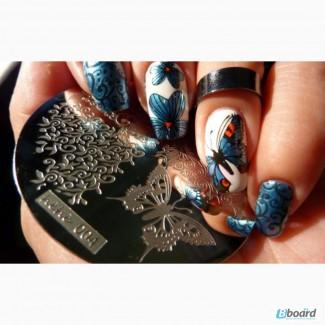 Диск hehe004 для дизайна ногтей konad дизайн