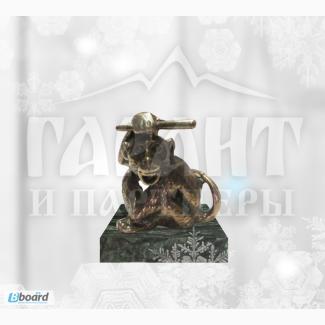 Статуэтка-талисман Обезьяна - символ 2016 маленькая