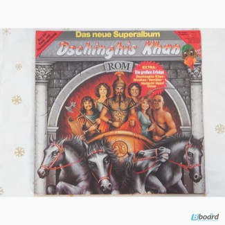 Dschinghis Khan-Rom 1980 (Germany) NM-/NM
