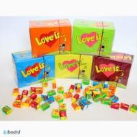 Жвачки «Love is»