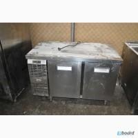 Холодильный бу стол двухдверный для ресторана кафе паба общепита