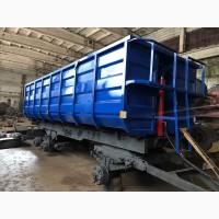 Переоборудование тракторных прицепов 2ПТС-9, 3ПТС-12 на зерновоз