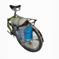 Вело сумка на багажник. V = 16л + 1 л карман