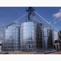 BIN 200 Зернохранилища вентилируемые досушиваемые
