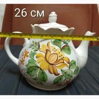 Чайник 20 см новый СССР штамп КК раритет Посуда