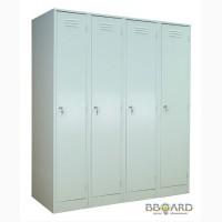 Шкаф для одежды металлический (локеры)