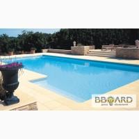 Плитка для дорожек и бортов бассейна (производитель «Pierra», Фра