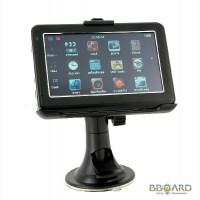Автомобильный GPS навигатор 4,3,с сенсорным экраном, мультимедийная система