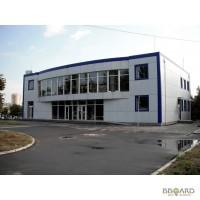 Новый торговый центр в Хортицком районе.