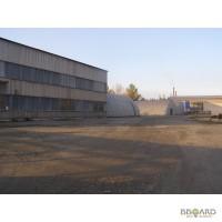 Производственная база 1,23 га ул. Белостоцкого.