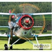 Авіація для внесення добрив та пестицидів