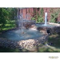 Строительство бассейнов,фонтанов,водоем ов.