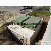 Канализация для коттеджа, очистные сооружения ТОПАС