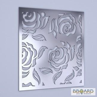 Декоративные акриловые настенные зеркала
