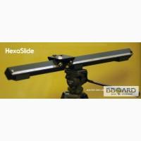 Глайдтрек,слайдер,рельса для видео Hexaslide