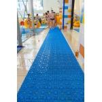 Модульное напольное покрытие для бассейнов и аквапарков собственного производства: