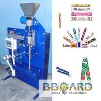ЗТО Аванпак Автомат для фасовки в пакеты Саше и Стик с возможностью печати дизайна п