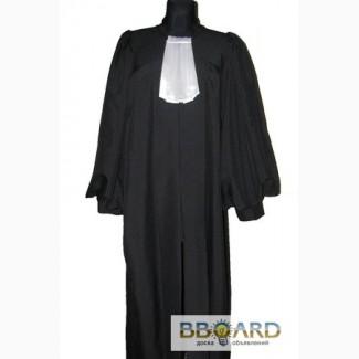 Мантия судьи (судейская мантия)
