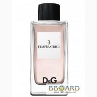 Версия DG Anthology L`Imperatrice 3 DolceGabbana (2009)