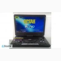Переносной портативный DVD плеер с TV тюнером Opera 1855+3D TFT 15.7