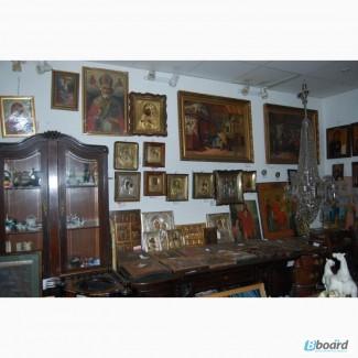 Коллекционирую иконы, монеты, ордена, самовары, картины. Онлайн оценка