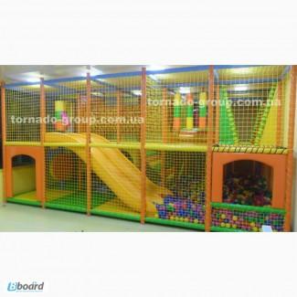 Лабиринт детская игровая комната Люкс