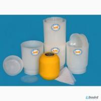 Форма для сыра закруглённой цилиндрической формы весом до 1.0 кг типа Голландский