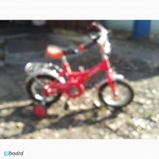 Продам велосипед Детский.Для девочки.От 3 до 6 лет.Розовый